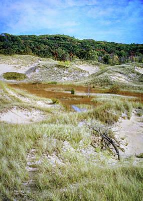 Photograph - Interdunal Wetland by Kathi Mirto