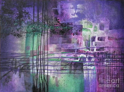 Digital Art - Interior Quest by Carol McIntyre