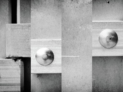 Photograph - Interlock by Tom Druin