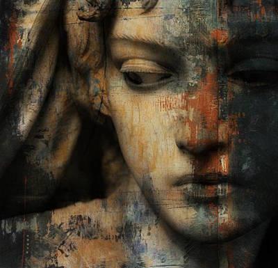 Statue Wall Art - Digital Art - Intermezzo by Paul Lovering