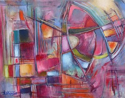 Painting - Internal Dynamics # 8 by Jason Williamson