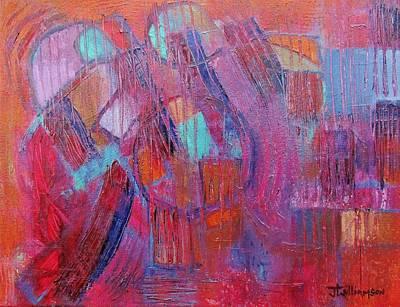 Painting - Internal Dynamics # 9 by Jason Williamson