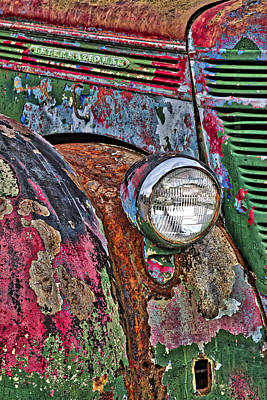 Photograph - International Car Details II by Susan Candelario