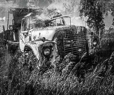 Photograph - International Harvester by Jim Vance