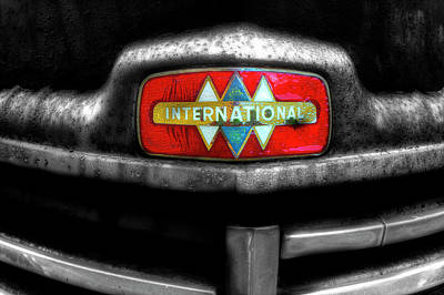 Photograph - International by Mike Eingle