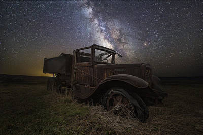 Photograph - International Milky Way 2  by Aaron J Groen