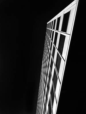 Photograph - International Noir II by Mark David Gerson