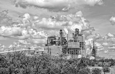 Photograph - International Paper Company by Kathy Baccari