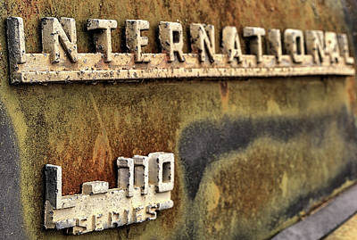 Photograph - International Pickups by JC Findley