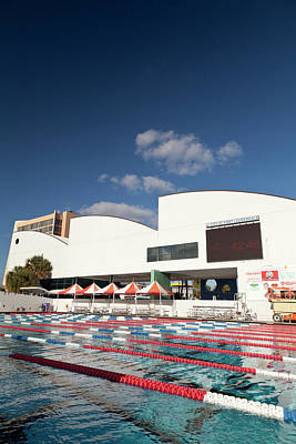 Photograph - International Swimming Hall Of Fame Pool 2 by David Smith