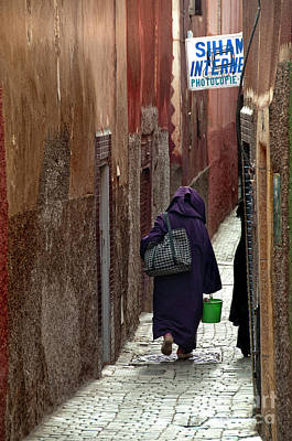 Photograph - Internet Alley by Marion Galt