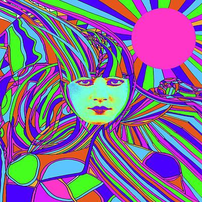 Digital Art - Internet Computer by Matthew Lacey