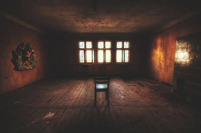 Photograph - Interrogation Room by Pixabay