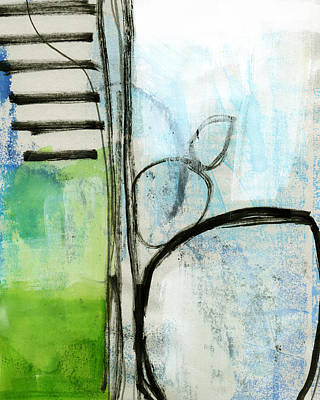 Painting - Intersections #35 by Linda Woods