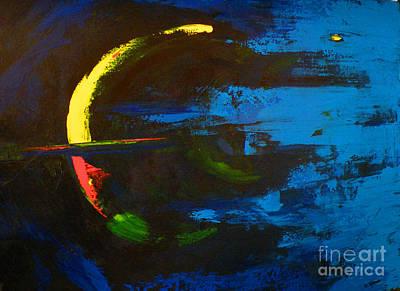 Painting - Into Awareness by Patricia Awapara