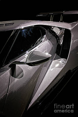 Photograph - Into Gt40 by Tom Griffithe