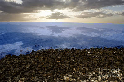 Photograph - Into The Horizon  by Naomi Burgess