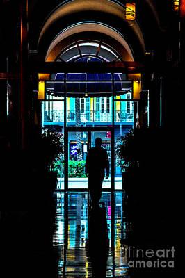 Photograph - Into The Light by Frances  Ann Hattier