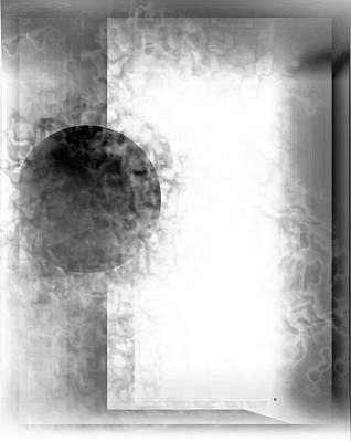 Digital Art - Into The Light by John Krakora