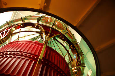 Photograph - Into The Lighthouse by Donna Blackhall