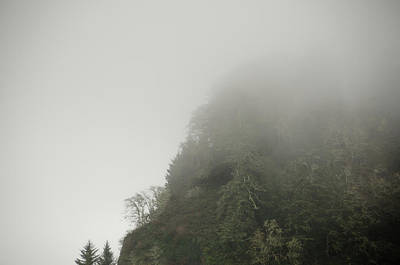Photograph - Into The Mist by Anthony Doudt