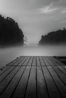Photograph - Into The Mist by William Makris