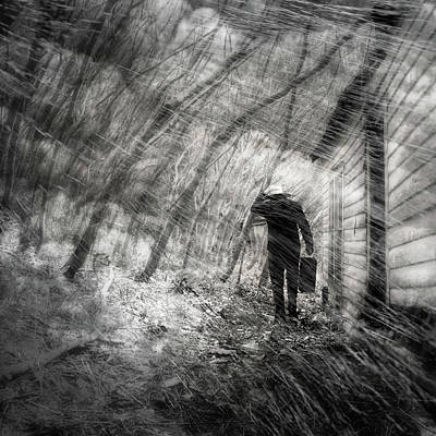 Photograph - Into The Storm by Gray  Artus