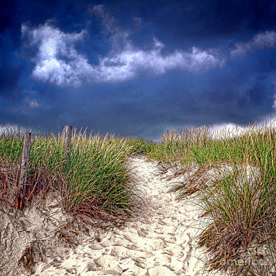 Nj Photograph - Into The Storm by Olivier Le Queinec