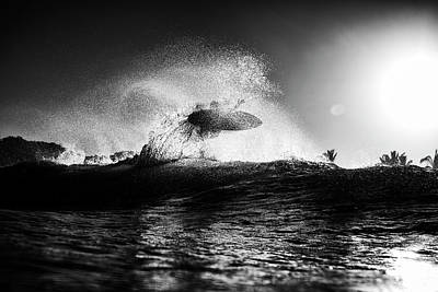 Photograph - Into The Sun by Nik West