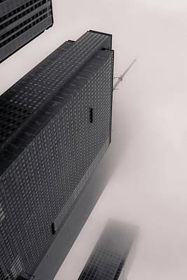 Photograph - Into Thin Air by Alex Lapidus