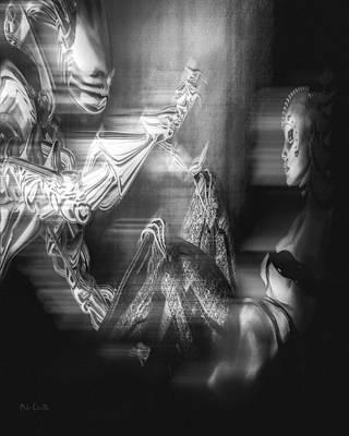 Digital Art - Intrappolati by Bob Orsillo
