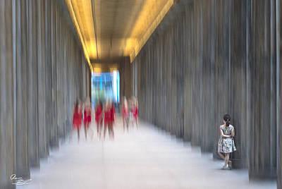Fairies Dance Original by Rainer Steussloff