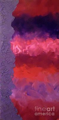 Mental Painting - Introspection by Jilian Cramb - AMothersFineArt