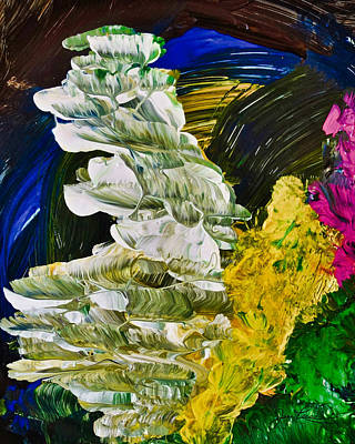 Painting - Intuitive Painting  602 by Joan Reese