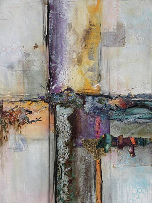 Painting - Invention No.1 by Deborah Valiquet-Myers
