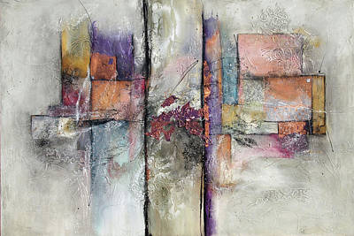 Painting - Invention No.3 by Deborah Valiquet-Myers