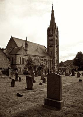 Photograph - Inverness Church by Matt MacMillan