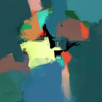 Digital Art - Inverse Perception by Ken Law