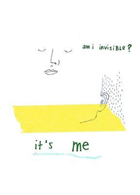 Invisibility Art Print