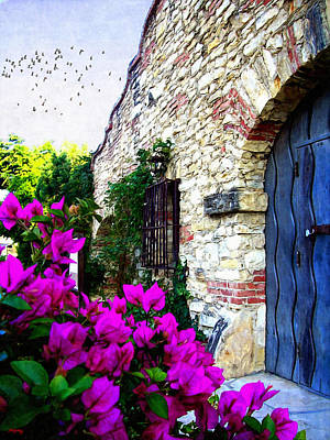 Photograph - Inviting Entry by Glenn McCarthy Art and Photography