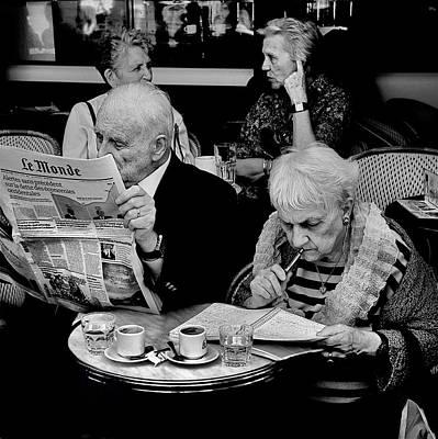 Gentle Photograph - Involvement by Didier Guibert