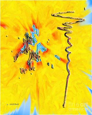 Digital Art - Inw_20a5227rz_grow by Kateri Starczewski