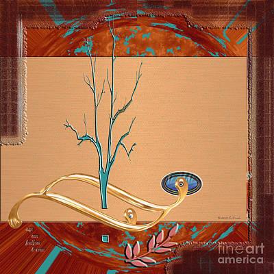 Digital Art - Inw_20a5563-sq_sap-run-feathers-to-come by Kateri Starczewski