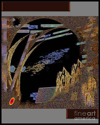 Digital Art - Inw_20a5580_hoofed by Kateri Starczewski