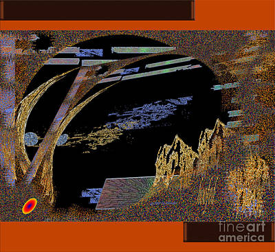 Digital Art - Inw_20a5581_hoofed by Kateri Starczewski