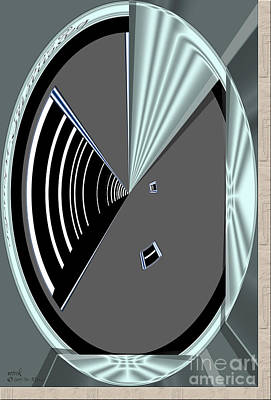 Digital Art - Inw_20a6468_wink by Kateri Starczewski