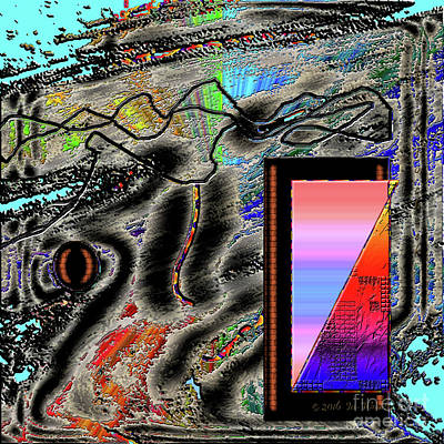 Digital Art - Inw_20a6507 Universal Mining_custom-spectrum by Kateri Starczewski