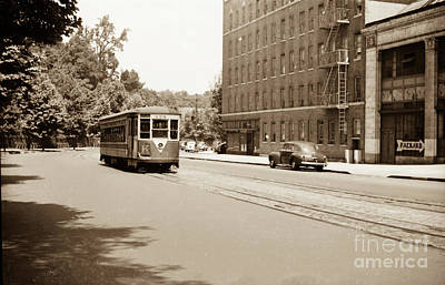 Photograph - Inwood Trolley  by Cole Thompson