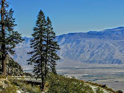 Photograph - Inyo Mountains by Marilyn Diaz