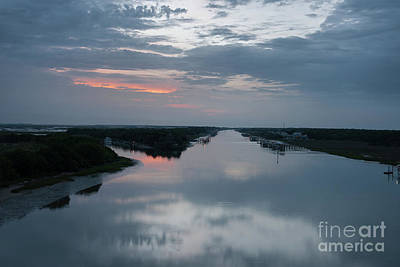 Photograph - Iop Sunrise by Dale Powell